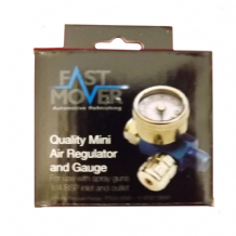 Mini Air Regulator and Gauge